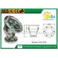 IP68 Waterproof Underwater Fountain Lights Single Color AC24V Corruption Resistance Manufactures