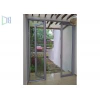 Economic Air-proof Aluminium Casement Door For Commercial Building Manufactures