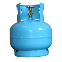 Propane Tank LP Household Gas Cylinder Compressed 5kg For Cooking Manufactures