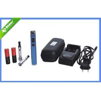 China Aluminum Variable Voltage E-cig , Blue LCD Rider Robust VV Mod on sale