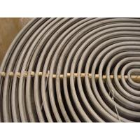 SA213 /SA213-2017 TP304L/TP316L SEAMLESS U BEND TUBE, 25.4MM ,19.05MM , MIN. WALL THICKNESS . 100% ET / HT Manufactures