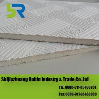 China Best price and good quality gypsum false ceiling price on sale