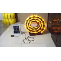 Foldable LED Illuminated Speed Bump With Active Lighting Of High Brightness LED 1000M Visible Manufactures