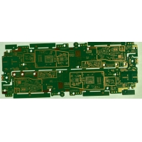 China 100Ohm Immerion Gold 6 Layer Fr4 Impedance Control PCB on sale