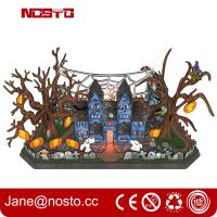 Halloween Cottage gift seasonal gifts puzzle for kids Manufactures