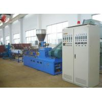 PET waste plastic recycling machine Co - rotation Parallel Twin screw Manufactures