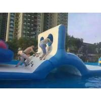 Kids Inflatable Obstacle Inflatable Sports Games , Water Park Equipment Manufactures