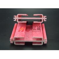GPO-3 Special Custom U Channel , Fiberglass U Channel Shaped Groove Stable Structure Manufactures