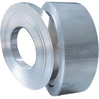 DC03 SPCD Full Hard standard brushed stainless Cold Rolled process galvanizing Steel Strips Manufactures