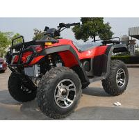 Cdi Ignition 4 Stroke 18.35hp 300cc Atv Adult Quad Bikes 4x4 65km/H Manufactures