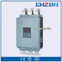 Quality CHZIRI 75KW 90KW AC motor soft starter CE CCC ISO9001 approved soft starters for sale