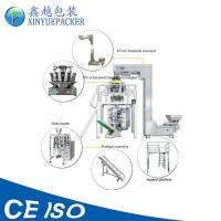 Professional Multihead Weigher Packing Machine 1500x1300x1500mm Dimension Manufactures
