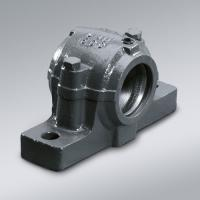 Double Pillow Blocks Bearings , Carbon steel SNL 513-611 for machine Manufactures