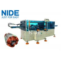 Electric Motor Stator Coil Forming Machine , Copper Wire Middle Shaping Machine Manufactures