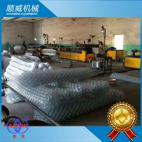 Quality 5.5KW Power Chain Link Fence Machine 25mm - 100mm Weaving Opening for sale