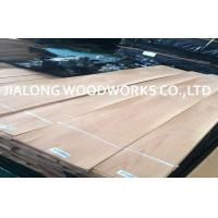 Quality American Natural Sliced Cherry Veneer Sheet Plain Cut With 0.5mm Thickness for sale