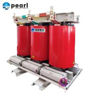 China 33kv/415v Dry Type Power Transformer / Durable Dry Type Distribution Transformer on sale