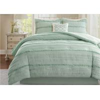 Soft Ruffle Lightweight Down Alternative Comforter Set Multiple Colors Optional Manufactures
