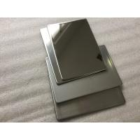 Quality Brush Finish Stainless Steel Composite Panel For Escalator And Elevator Cladding for sale