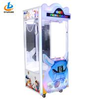 Custom Arcade Claw Machine Coins Operated Automatic Claw Voltage Control