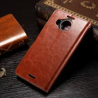 Nokia 950XL Nokia Lumia Leather Case Anti - Dirty Light Weight Crazy Horse Material Manufactures