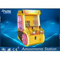 Happy Digging Candy Vending Coin Operated Arcade Machines With Flexible System Manufactures