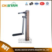 fitness equipment for elderly wood outdoor fitness equipment leg trainer for old people Manufactures
