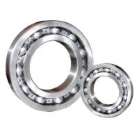 P0, P6, P5 precision machinery equipment deep groove ball bearing 6300 Manufactures