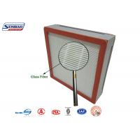 China Medical Air Conditioning System Disposable Air Filters For Industrial ISO on sale