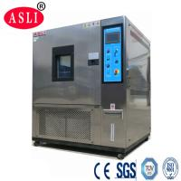 Fast Heating Cooling Rapid Rate Climate Temperature Cycling Chamber SUS 304# Stainless Steel Manufactures