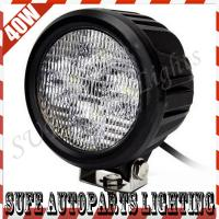 40W CREE LED Working Light 3500lm LED Spot Light Driving Headlight Offroad Truck SUV 4X4 F Manufactures