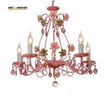 Modern crystal chandelier K9 crystal 110~240V lustres de cristal chandelier for living room Kitchen light Manufactures