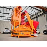 China 330L Output Capacity Other Powder Planetary Mixer Metro Tunnel Segments on sale