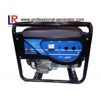 China Recoil Starter 0.8kw Single Phase Gasoline Generators AC Single Phase with Four Stroke on sale