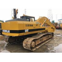 E200B Crawler Used Cat Excavator , Second Hand 20 Ton & 0.8m3 Bucket Caterpillar Manufactures