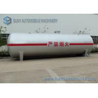 China 25000L LPG Tank Trailer ASME Underground horizontal propane tank on sale