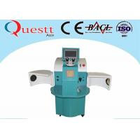 10X Microscope Jewelry Laser Welding Machine For Stainless Steel 200W YAG Laser Manufactures