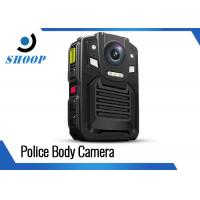Buy cheap Wifi Night Vision Body Camera Supporting Rechargeable Battery for Police from wholesalers
