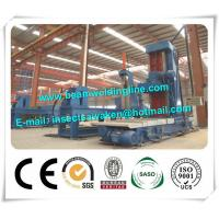 DX Series H Beam End Face Milling Machine / Surface Milling Machine 1200X1500 Mm Manufactures