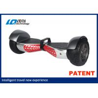 Remote Control 2 Wheel Electric Scooter No Handrail With LED Light Battery Reminder Manufactures