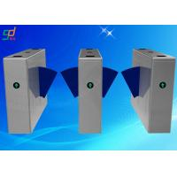 CE Retractable Flap Barrier Gate With TCP / IP Door Access Control System Manufactures
