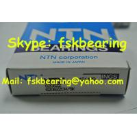 China 6206ZZ NTN Shielded Bearings Single Row Chrome Steel for Water Pump on sale
