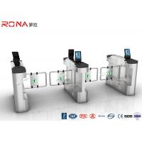 Single / Bi Directional Swing Gate Turnstile High Speed With Face Recognition Manufactures