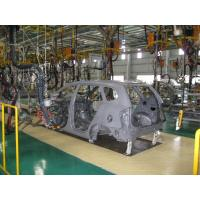 Production Assembly Line In Automotive Industry , Car Manufacturing Assembly Line Manufactures