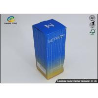 OEM Offset Printing Facial Cleanser Toner Packaging Box Cosmetics Box Manufactures