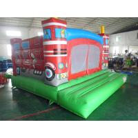 New Design Kids Outdoor Commercial Bouncy Castles Cast Pirate Inflatable Bouncer House Manufactures