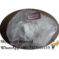 White Pure Androgenic Anabolic Steroids Testosterone Acetate For Muscle Grow Manufactures