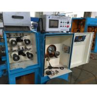 AC 3 Phase Motor Super Fine Copper Wire Drawing Machine Low Power Consumption Manufactures