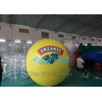 Giant Helium Filled Balloons 2m - 5m Diameter Digital Printing With Logos Manufactures