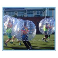 Body Inflatable Bumper Ball Games , inflatable hamster ball for humans(CY-M2726) Manufactures
